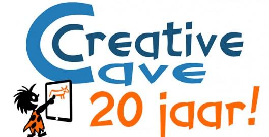 Creative Cave 20 jaar