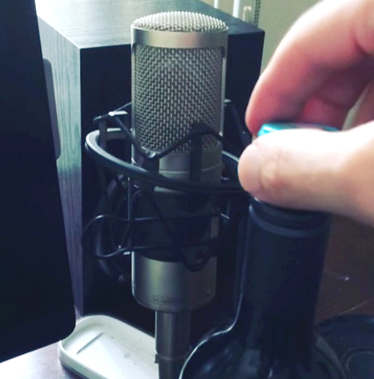 CreativeCave-Neleman-Geluidopname