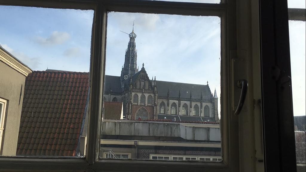 Uitzicht St. Bavo Haarlem