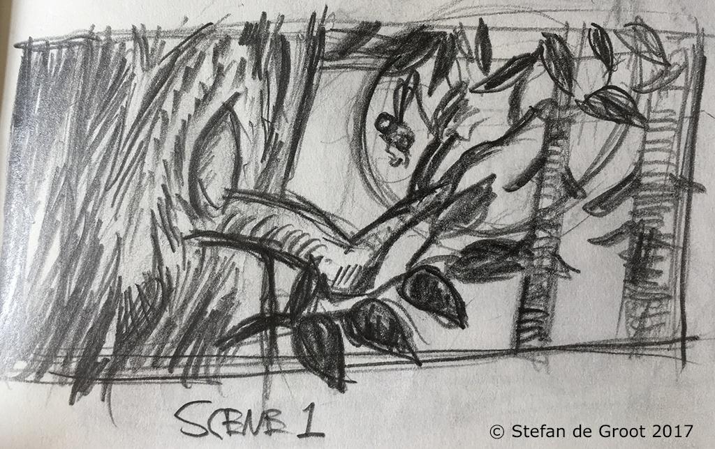 Being Truly Beautiful Storyboard Stefan de Groot