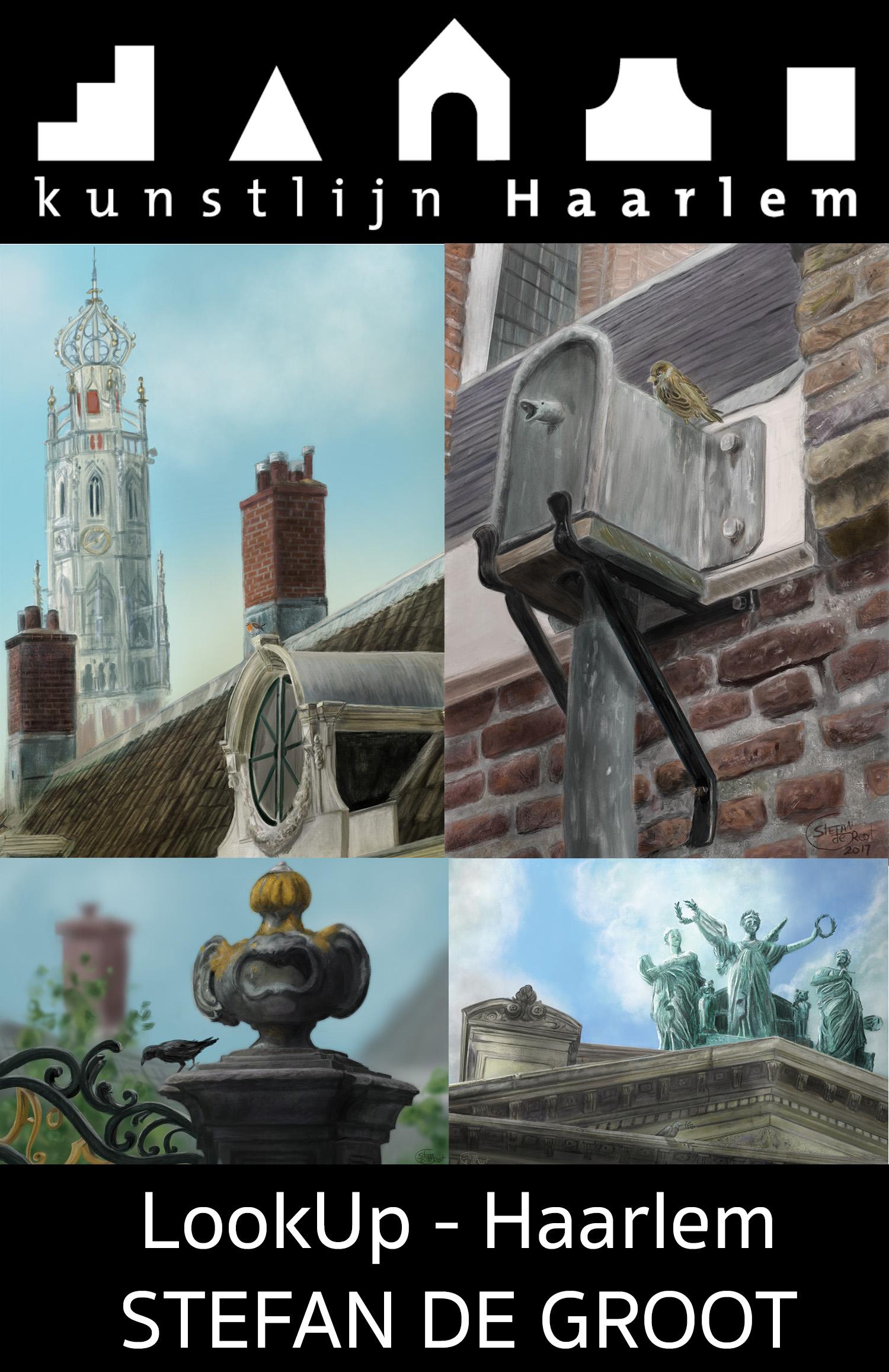 LookUp - Haarlem Stefan de Groot