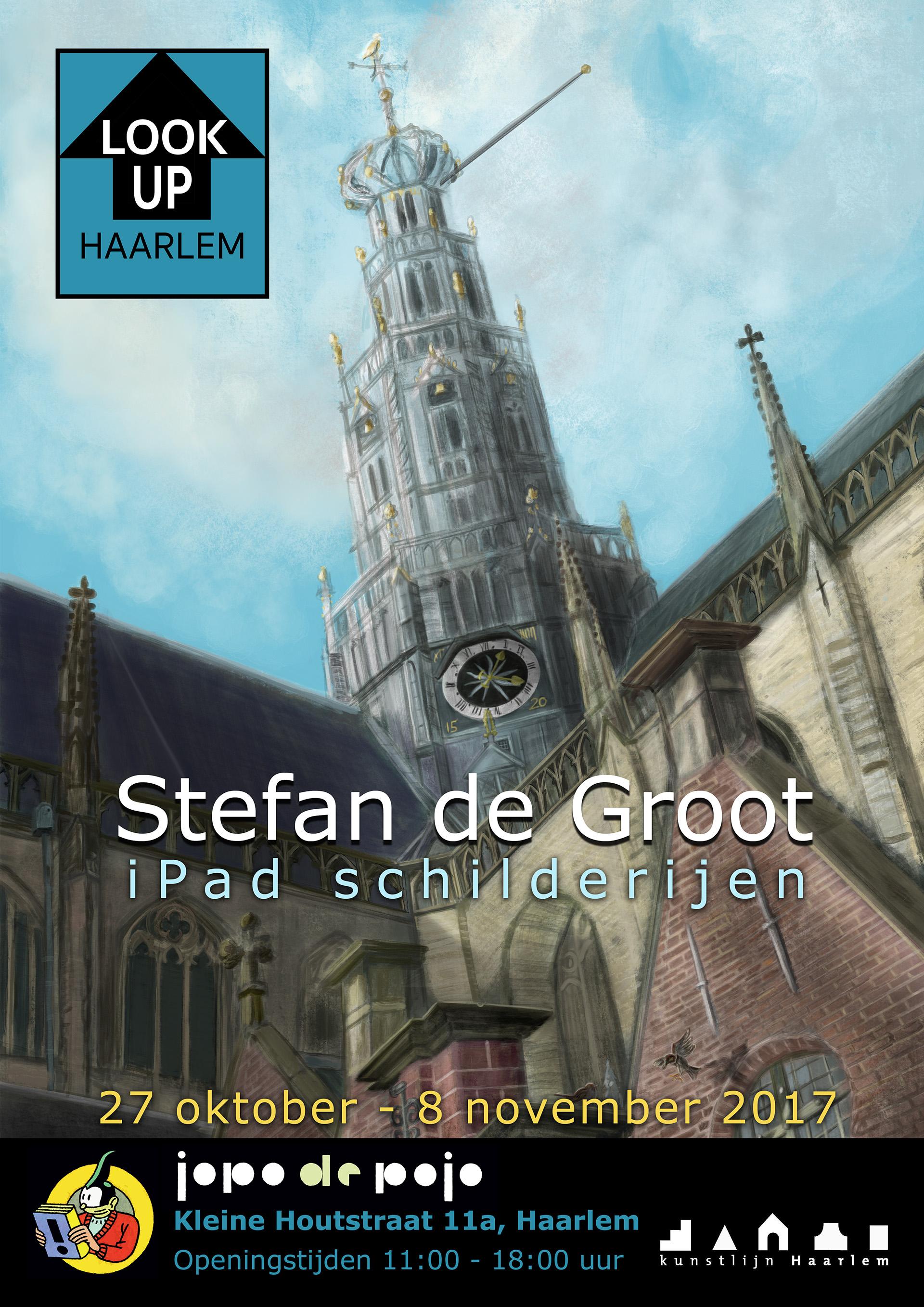 LookUp Haarlem Stefan de Groot