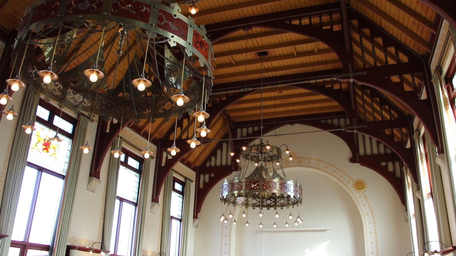 Hodshon Huis Aula