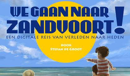 We Gaan Naar Zandvoort! Expositie Zandvoorts Museum door Stefan de Groot