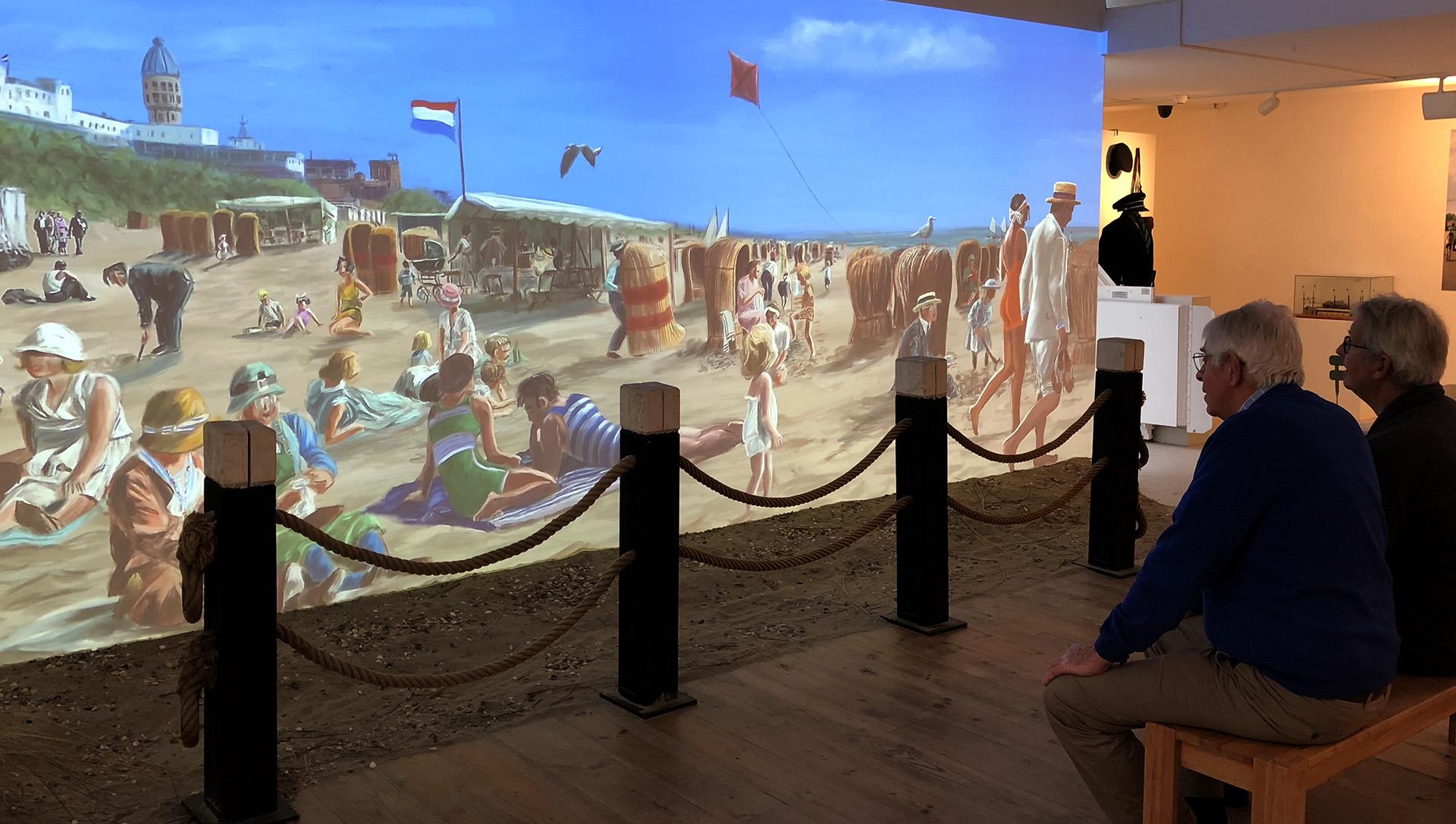 Panorama Zandvoort Stefan de Groot Creative cave